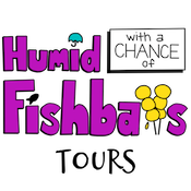 Humid with a Chance of Fishballs Tours Limited Logo