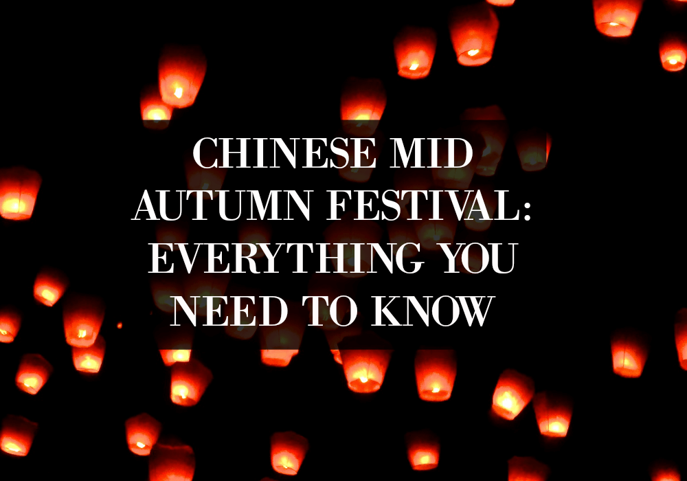 Everything you need to know about Chinese Mid Autumn Festival. thesmoodiaries.com