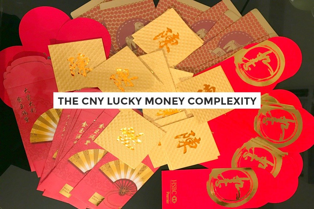 Chinese New Year and who gives and who receives lucky money? thesmoodiaries.com